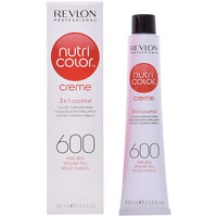 Bellezza Accessori per capelli Revlon Nutri Color Creme 600-fire Red  100 ml