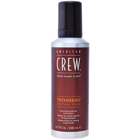 Bellezza Uomo Gel & Modellante per capelli American Crew Techseries Control Foam  200 ml