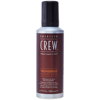 Bellezza Uomo Gel & Modellante per capelli American Crew Techseries Texture Foam  200 ml
