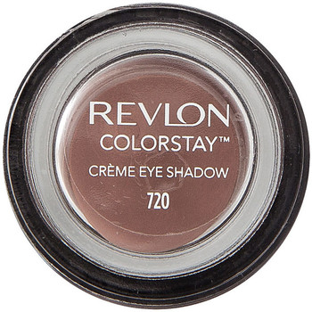 Bellezza Donna Ombretti & primer Revlon Colorstay Creme Eye Shadow 24h 720-chocolate 4,8 g