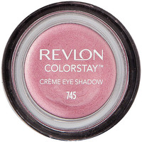 Bellezza Donna Ombretti & primer Revlon Colorstay Creme Eye Shadow 24h 745-cherry Blossom 4,8 g