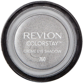 Bellezza Donna Ombretti & primer Revlon Colorstay Creme Eye Shadow 24h 760-eary Grey 4,8 g