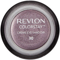Bellezza Donna Ombretti & primer Revlon Colorstay Creme Eye Shadow 24h 740-black Currant 4,8 g