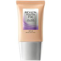 Bellezza Donna Fondotinta & primer Revlon Youthfx Fill + Blur Foundation Spf20 330-natural Tan 30 ml