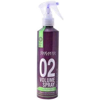 Bellezza Maschere &Balsamo Salerm Volumen Spray White Hair  250 ml