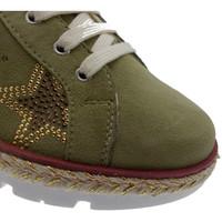 Scarpe Donna Sneakers basse Loren C3786 scarpa donna verde salvia stelle ortopedica plantare estr verde