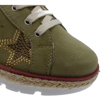Scarpe Donna Sneakers basse Calzaturificio Loren LOC3786sa verde