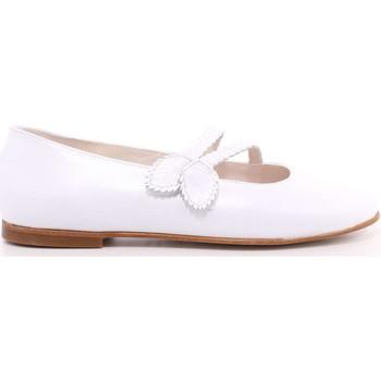 Scarpe Bambina Ballerine Pablosky 181 - 831803 Ballerina Cerimonia Bambina Bianco Bianco