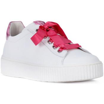 Scarpe Bambina Sneakers basse Nero Giardini MP NERO GIARDINI  MANAUS BIANCO Bianco