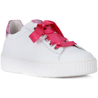 Scarpe Bambina Sneakers basse Nero Giardini NERO GIARDINI  MANAUS BIANCO Bianco