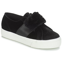 Scarpe Donna Sneakers basse Superga 2750-LEAPATENTW Nero