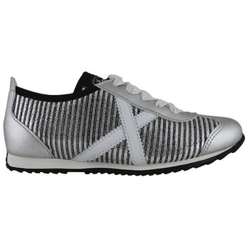 Scarpe Sneakers basse Munich Fashion osaka 8400316 argento