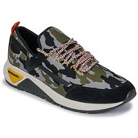 Scarpe Uomo Sneakers basse Diesel S-KBY Camouflage