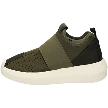 Scarpe Donna Sneakers basse Fessura HI-TWINS ONE Verde