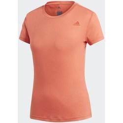 Abbigliamento Donna T-shirt maniche corte adidas Originals Freelift Prime Arancio