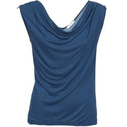 Abbigliamento Donna Top / T-shirt senza maniche DDP CARLA MARINE