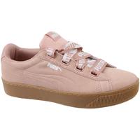 Scarpe Donna Sneakers basse Puma Vikky Platform Ribbon Bold 365314-02