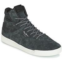 Scarpe Uomo Sneakers alte Pepe jeans BTN 01 Marine