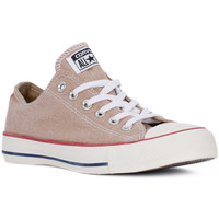 Scarpe Sneakers basse Converse ALL STAR OX STONE WASHED Giallo