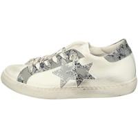 Scarpe Unisex bambino Sneakers basse Balada 2SB1113 Sneakers Basse  Bambino Bianco Bianco