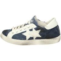 Scarpe Unisex bambino Sneakers basse Balada 2SB1128D Sneakers Basse  Bambino Blu Blu