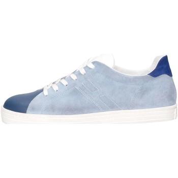 Scarpe Unisex bambino Sneakers basse Hogan HXR1410Z370HB9961D Blu