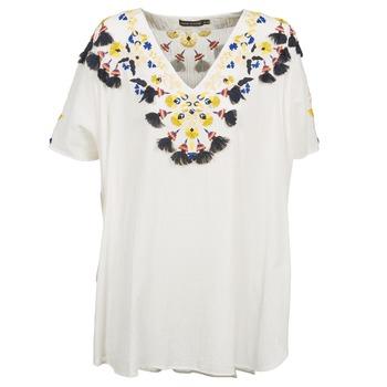 Abbigliamento Donna Tuniche Antik Batik DOVE Bianco