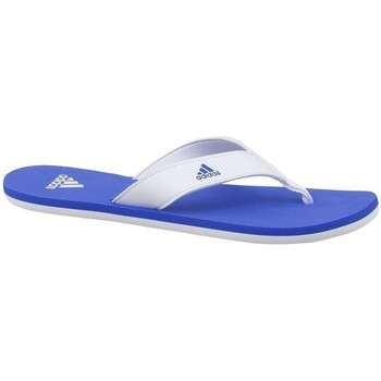 Scarpe Unisex bambino Infradito adidas Originals Beach Thong 2 K Bianco-Azzuro