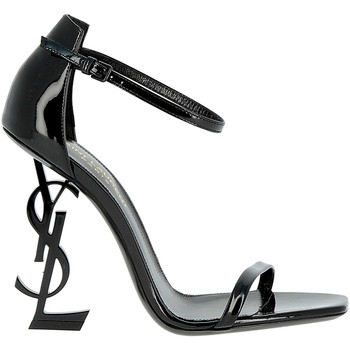 Scarpe Donna Sandali Saint Laurent SAINT LAURENT SANDALI DONNA 500250B8IVV1000          NERO