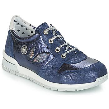 Scarpe Bambina Sneakers basse Catimini CHOCHOTTE Blu
