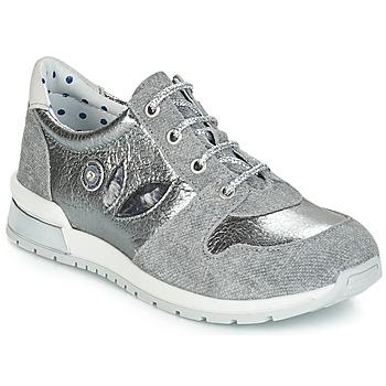 Scarpe Bambina Sneakers basse Catimini CHOCHOTTE Grigio