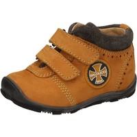 Scarpe Bambino Sneakers alte Balducci scarpe bambino  sneakers giallo pelle scamosciata AD589 Giallo