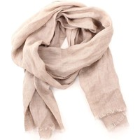 Accessori Donna Sciarpe Weekend Maxmara VISCHIO Sciarpe e Foulards Borse e Accessori Beige Beige