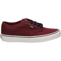 Scarpe Uomo Sneakers basse Vans MN ATWOOD (CANVAS) Rosso