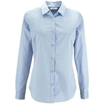 Abbigliamento Donna Camicie Sols BRODY WORKER WOMEN Azul