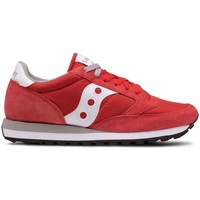 Scarpe Sneakers Saucony JAZZ'O 2018 RED-WHITE ROSSO