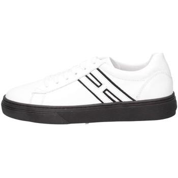 Scarpe Unisex bambino Sneakers basse Hogan HXC3400K390G9Q0001 Sneakers Bambino Bianco Bianco
