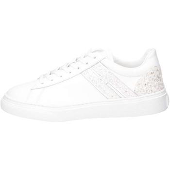 Scarpe Bambina Sneakers basse Hogan HXR3650K390IDG0351 Sneakers Bambina Bianco Bianco