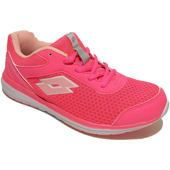 Scarpe Donna Multisport Lotto Cityride Net art T4234 rosa