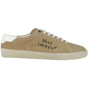 Scarpe Uomo Sneakers basse Saint Laurent SAINT LAURENT SNEAKERS UOMO 498209D5X202651          BEIGE