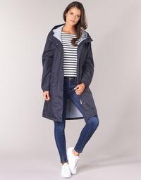 Abbigliamento Donna Parka Aigle FIRSTRAIN Marine