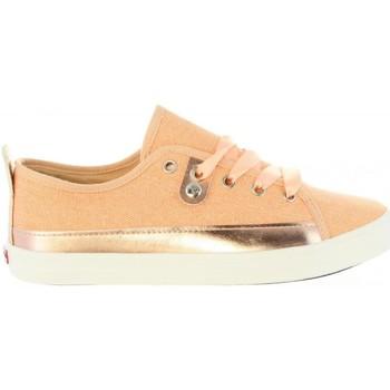 Scarpe Donna Sneakers basse Lois Jeans 61134 R1 Beige