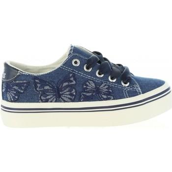 Scarpe Bambina Sneakers basse Lois Jeans 60069 Azul