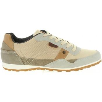 Scarpe Uomo Sneakers basse Lois Jeans 84003 Beige