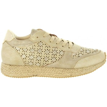 Scarpe Donna Sneakers basse Lois Jeans 85606 Gold