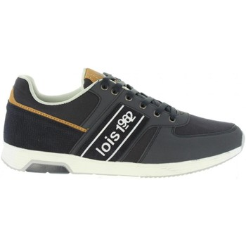 Scarpe Uomo Sneakers basse Lois Jeans 84648 Azul