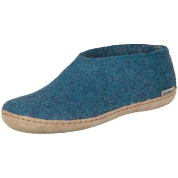 Scarpe Donna Pantofole Glerups A0600 Azzuro
