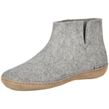 Scarpe Donna Pantofole Glerups G0100 Bianco
