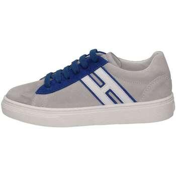 Scarpe Bambino Sneakers basse Hogan Junior HXC3400K390HB90PBH Sneakers Bambino Grigio Grigio