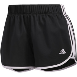 Abbigliamento Donna Shorts / Bermuda adidas Performance Short M10 Icon Nero